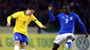 Italy 2-2 Brazil: Balotelli beauty captures theSeleçao