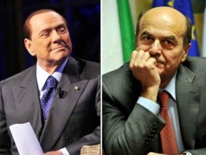 A scared Berlusconi tries to start a new election campaign
