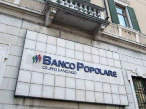 Banco Popolare loss rises after increased writedowns