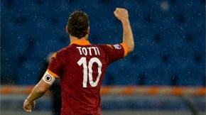 "20 years in Serie A. ""Me, Totti, the best around"""