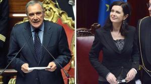 Grasso and Boldrini
