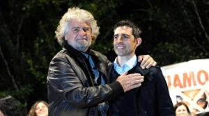 Grillo and Pizzarotti