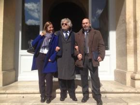 Consultation Began To Form Next Italian Government. Grillo says M5S not available