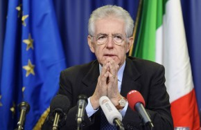 "How Monti saved Italy from ""the bubble' by restoring ""credibility"""