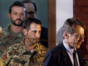 Italy's Foreign Minister Terzi Resigns Over Marine Case