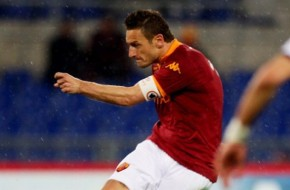 Piola and Totti: divided by a club rivalry, brought together by goals